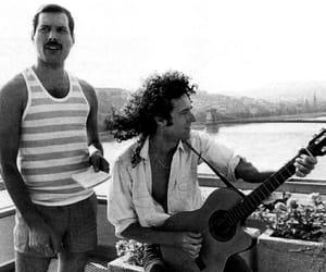 Freddie Mercury, rock, and music image