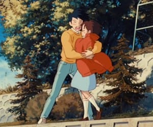 studio ghibli, anime, and whisper of the heart image