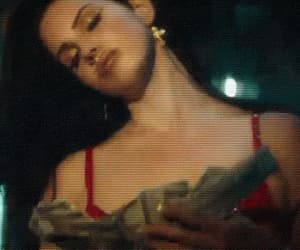 gif, money, and paradise image