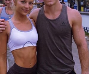 abs, fit, and fitness image