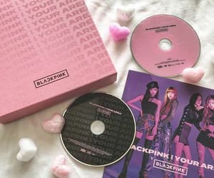 aesthetic, album, and pink image