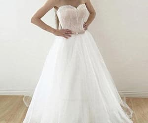 wedding dresses a-line and wedding dresses lace image