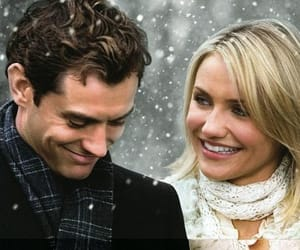 cameron diaz, love, and jude law image
