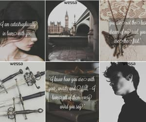 aesthetic, quote, and series image