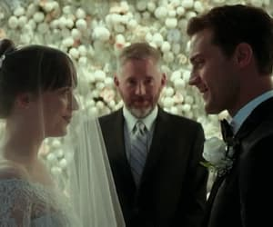 boda, anastasia steele, and fifty shades freed image