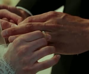couple, married, and movie image