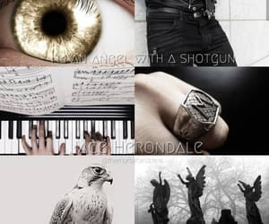 aesthetic, series, and the mortal instruments image