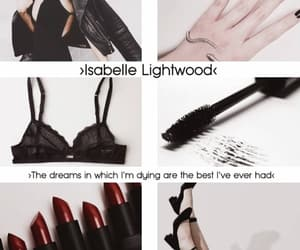 aesthetic, isabelle lightwood, and shadowhunters image