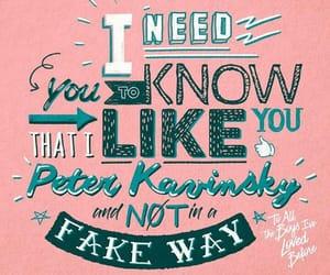 quote, peter kavinsky, and tatbilb image