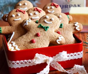 Cookies, cozy, and gingerbread image