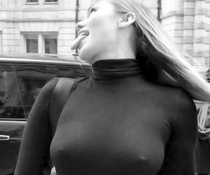 actress, nipple, and pretty image