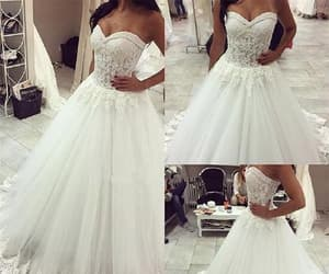 wedding dresses, wedding dress lace, and sexy party dresses image