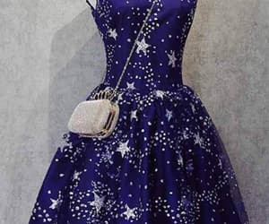 homecoming dress short, homecoming dress blue, and homecoming dress unique image