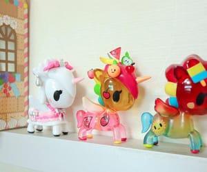 kawaii, unicorno, and victoria image