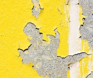 yellow, style, and wall image