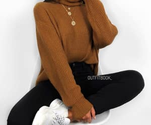 black, beautiful, and clothes image