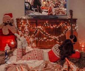christmas, movie, and beauty image