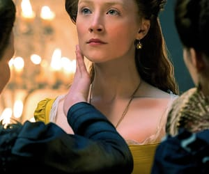 mary queen of scots and Saoirse Ronan image