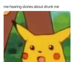funny, pikachu, and memes image