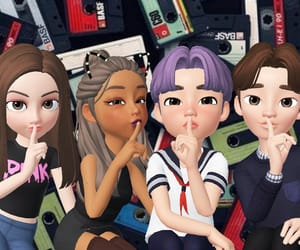 wallpapers, ariana grande, and zepeto image