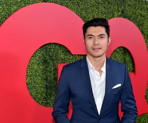 celebrities, gq, and henry golding image