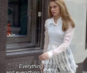 quotes, Clueless, and sad image