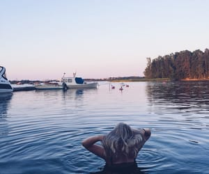 adventure, blonde, and finland image