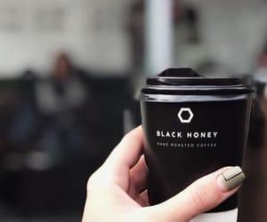 beverage, black, and cafe image