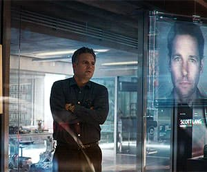 Avengers, gif, and bruce banner image