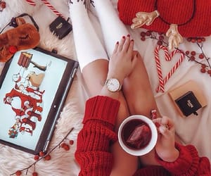 candy canes, home, and chill image