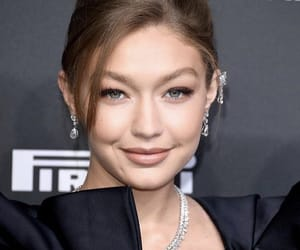 December 5, 2018: Gigi at the 2019 Pirelli Calendar launch gala in Milan, Italy.