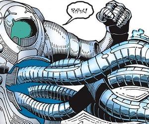 alien, Marvel, and marvel comics image