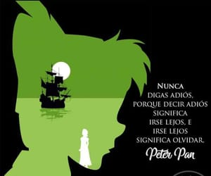 adios, neverland, and peter pan image