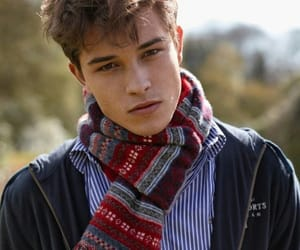 boy, model, and Francisco Lachowski image