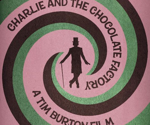 charlie and the chocolate factory, tim burton, and movie image