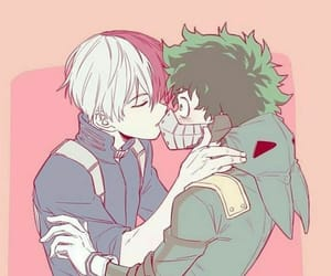 boku no hero academia and tododeku image