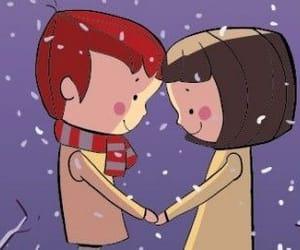 merry christmas, love, and navidad image