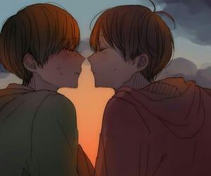 anime, art, and osomatsu san image