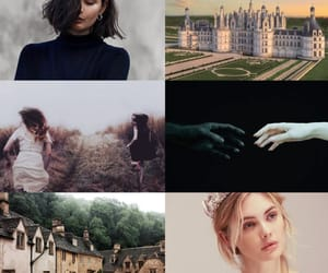 aesthetic and agatha and sophie image