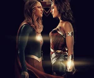 background, girl power, and Supergirl image