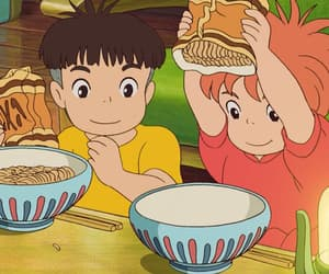 anime and ponyo image