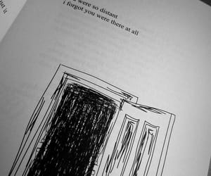 distant, door, and poetry image