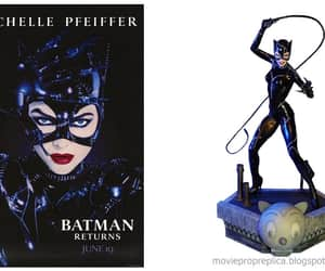 batman, catwoman, and collectible image