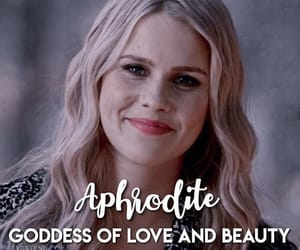 aphrodite, edit, and mythology image