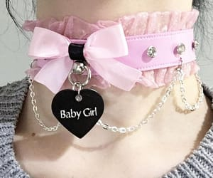 pink, daddy kink, and baby kink image