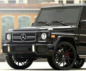 auto, black, and car image