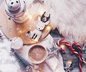 christmas, Christmas time, and coffee image