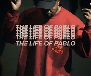 kanye west, theme, and pablo image