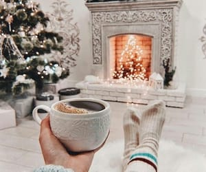 chill and christmas image