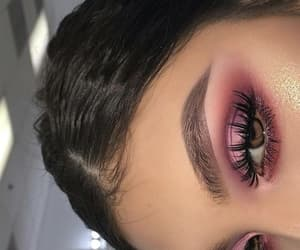 glam, glamour, and makeup image
